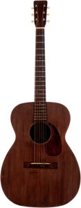 Musical Instruments:Acoustic Guitars, 1959 Martin 00-17 Natural Acoustic Guitar, Serial # 169167....