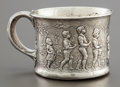 Silver Holloware, American:Child's Cups, A GORHAM SILVER AND SILVER GILT CHILD'S HANDLED CUP. GorhamManufacturing Co., Providence, Rhode Island, circa 1909. Marks: ...