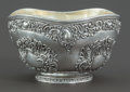 Silver Holloware, Continental:Holloware, A VIENNESE SILVER AND SILVER GILT FOOTED BOWL. Vienna, Austria,1833. Marks: 1833, A, 13, STM. 4-1/4 inches high x 7-1/8...