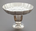 Silver Holloware, American:Center Pieces, A TIFFANY & CO. SILVER FOOTED CENTER BOWL. Tiffany & Co.,New York, New York, circa 1903-1904. Marks: TIFFANY & CO.,STERL...