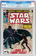 Modern Age (1980-Present):Science Fiction, Star Wars #44 (Marvel, 1981) CGC NM/MT 9.8 White pages....