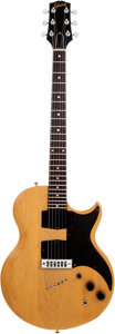 Musical Instruments:Electric Guitars, 1978 Gibson L6-S Deluxe Natural Solid Body Electric Guitar, Serial# 06146901....