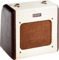 Musical Instruments:Amplifiers, PA, & Effects, Circa 1950 Fender Champion 600 Brown and White Guitar Amplifier. ...