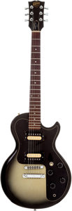 Musical Instruments:Electric Guitars, 1982 Gibson Sonex Silverburst Solid Body Electric Guitar, Serial #82662610. ...