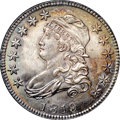 Bust Quarters, 1819 25C Small 9 MS64+ NGC. CAC. B-3, R.1....