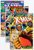 Modern Age (1980-Present):Superhero, X-Men Group (Marvel, 1979-92) Condition: Average NM-.... (Total: 11Comic Books)