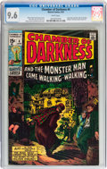 Bronze Age (1970-1979):Horror, Chamber of Darkness #4 (Marvel, 1970) CGC NM+ 9.6 White pages....