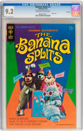 Bronze Age (1970-1979):Humor, Banana Splits #2 File Copy (Gold Key, 1970) CGC NM- 9.2 Off-whiteto white pages....
