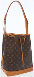 Luxury Accessories:Bags, Louis Vuitton Classic Monogram Canvas Noe Shoulder Bag. ...
