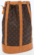 Luxury Accessories:Bags, Louis Vuitton Classic Monogram Canvas Randonnee ConvertibleBackpack Shoulder Bag . ...