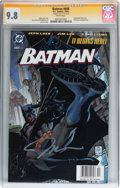 Modern Age (1980-Present):Superhero, Batman #608 Signed by Jim Lee (DC, 2002) CGC Signature Series NM/MT 9.8 White pages....