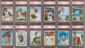 Baseball Cards:Sets, 1970 Topps Baseball High Grade Complete Set (720). ...
