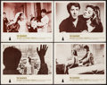 "Movie Posters:Comedy, The Graduate (Embassy, 1968). Lobby Cards (4) (11"" X 14""). Comedy.. ... (Total: 4 Items)"
