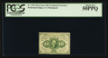 Fractional Currency:First Issue, Fr. 1241 10¢ First Issue PCGS About New 50PPQ.. ...