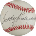 "Autographs:Baseballs, The Only Known ""Teddy Ballgame"" Ted Williams Single Signed Baseball...."