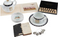 Baseball Collectibles:Others, 1930's-90's Miscellaneous Stan Musial Collectibles Incl. PrayerBook & HOF Issued Items....