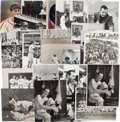 Baseball Collectibles:Photos, 1940's-60's Stan Musial Personally Owned Large Photographs Lot of28....