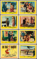 """Movie Posters:Comedy, La Parisienne (United Artists, 1958). Lobby Card Set of 8 (11"""" X 14""""). Comedy.. ... (Total: 8 Items)"""