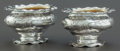 Silver Holloware, American:Open Salts, A PAIR OF GORHAM MARTELÉ SILVER AND SILVER GILT OPEN SALTS .Gorham Manufacturing Co., Providence, Rhode Island,... (Total: 2Items)