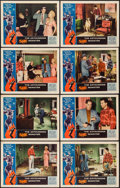"Movie Posters:Science Fiction, The Astounding She Monster (American International, 1958). LobbyCard Set of 8 (11"" X 14""). Science Fiction.. ... (Total: 8 Items)"
