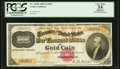 Large Size:Gold Certificates, Fr. 1218e $1000 1882 Gold Certificate PCGS Apparent Very Fine 35.. ...