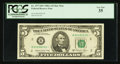 Fr. 1977-B* $5 1981A Federal Reserve Star Note. PCGS Very Fine 35
