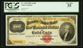 Large Size:Gold Certificates, Fr. 1218f $1000 1882 Gold Certificate PCGS Very Fine 35.. ...