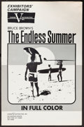 "Movie Posters:Sports, The Endless Summer (Cinema 5, 1966). Uncut Pressbook (6 Pages, 12"" X 18""). Sports.. ..."