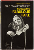 Books:Mystery & Detective Fiction, Erle Stanley Gardner. PRINTED PRESENTATION. The Case of theFabulous Fake. New York: Morrow, [1969]. First editi...