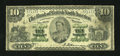 Canadian Currency: , Montreal, PQ- Bank of British North America $10 July 3, 1889Charlton 55-22-08. ...