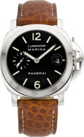 Timepieces:Wristwatch, Panerai Luminor Marina OP 6529 Automatic. ...
