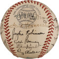 Autographs:Baseballs, 1947 Brooklyn Dodgers Team Signed Baseball....