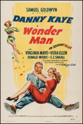 "Movie Posters:Musical, Wonder Man (RKO, 1945). One Sheet (27"" X 41""). Musical.. ..."