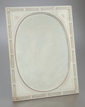Silver Holloware, American:Mirrors and Vanity-related , A TIFFANY & CO. SILVER EASEL-BACK MIRROR. Tiffany & Co.,New York, New York, circa 1910-1911. Marks: TIFFANY & CO.,STERLI...
