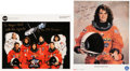 Autographs:Celebrities, Space Shuttle Discovery (STS-96) Crew-Signed Color, withAdditional Signed Photo. ... (Total: 2 )