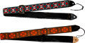 Musical Instruments:Miscellaneous, 1970s Gretsch Guitar Strap Lot of 2. ...
