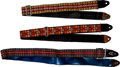 Musical Instruments:Miscellaneous, 1970s Ace Guitar Strap Lot of 3....