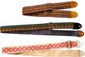 Musical Instruments:Miscellaneous, 1970s Bobby Lee Guitar Strap Lot of 3. ...
