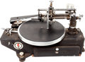 Musical Instruments:Amplifiers, PA, & Effects, Les Paul's Personal Mastering Lathe....
