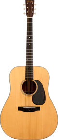 Musical Instruments:Acoustic Guitars, 1944 Martin D-18 Natural Acoustic Guitar, Serial # 88046.. ...