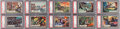 "Non-Sport Cards:Sets, 1962 Topps ""Civil War News"" High Grade Complete Set (88) PlusCurrency Set (17). ..."