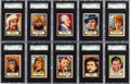 Non-Sport Cards:Sets, 1952 Topps Look-N-See Complete Set (135). ...