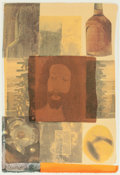 Post-War & Contemporary:Pop, ROBERT RAUSCHENBERG (American, 1925-2008). Arcanum VI (fromArcanum), 1981. Color screenprint with handcoloring and coll...
