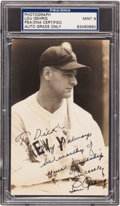 Autographs:Photos, Early 1930's Lou Gehrig Signed Photograph by George Burke, PSA/DNAMint 9....
