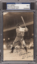 Autographs:Photos, Early 1930's Lou Gehrig Signed Photograph by George Burke, PSA/DNANM 7....