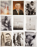 Photography:Official Photos, Mercury-Redstone 4 (Liberty Bell 7) and Gus Grissom: Collection of Original NASA Photos. ... (Total: 27 Items)