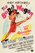"Movie Posters:Musical, The Band Wagon (MGM, 1953). One Sheet (27"" X 41"").. ..."