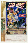 """Movie Posters:Science Fiction, Star Wars (20th Century Fox, 1977). One Sheet (27"""" X 41"""") Style D.. ..."""