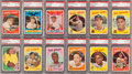 Baseball Cards:Sets, 1959 Topps Baseball Complete Set (572) Plus Two Variations. ...