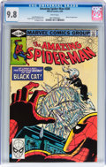 Modern Age (1980-Present):Superhero, The Amazing Spider-Man #205 (Marvel, 1980) CGC NM/MT 9.8 Whitepages....